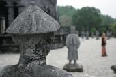 fond écran Statues