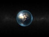 fond écran The Earth
