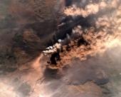 fond écran Etna
