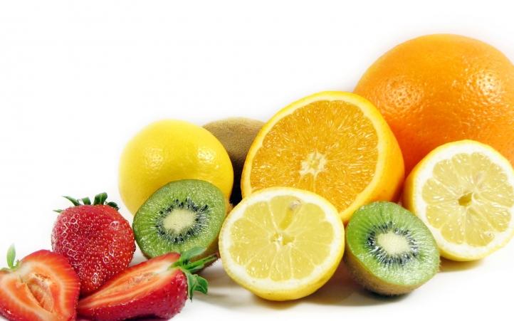 02-fruit fond écran wallpaper