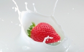 miniature Strawberry Splash