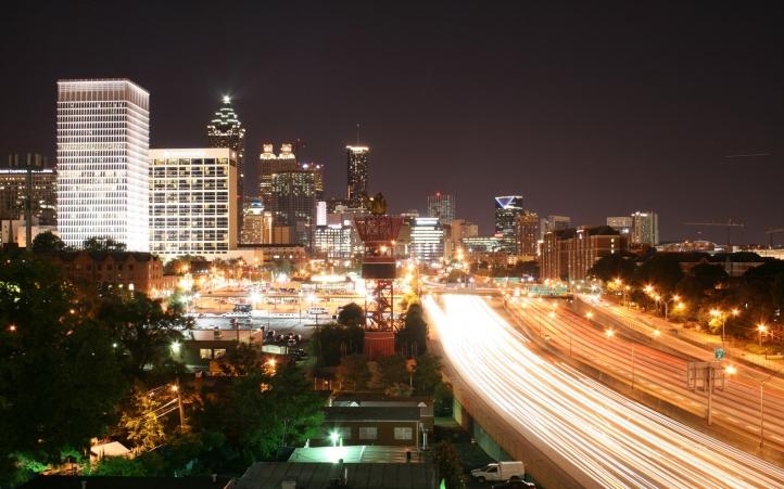 Atlanta fond écran wallpaper