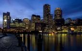 fond écran Boston