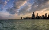 fond écran Chicago