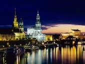 fond écran Dresden