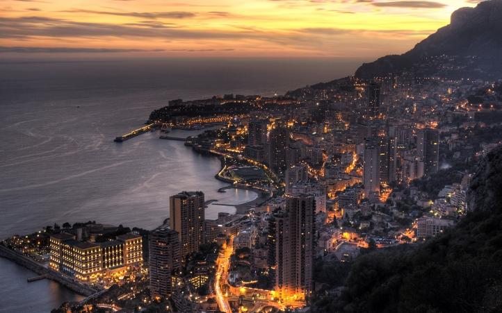 Monaco fond écran wallpaper