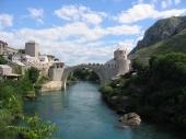 fond écran Mostar