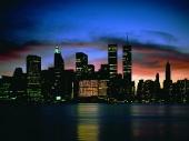 fond écran New York