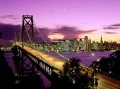 fond écran Golden Gate