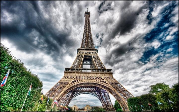 12-paris-tour eiffel fond écran wallpaper