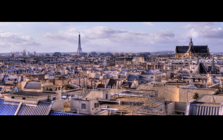 A Paris... fond écran wallpaper