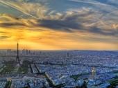 fond écran Paris