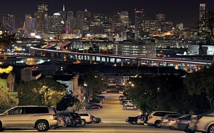 San Francisco fond écran wallpaper