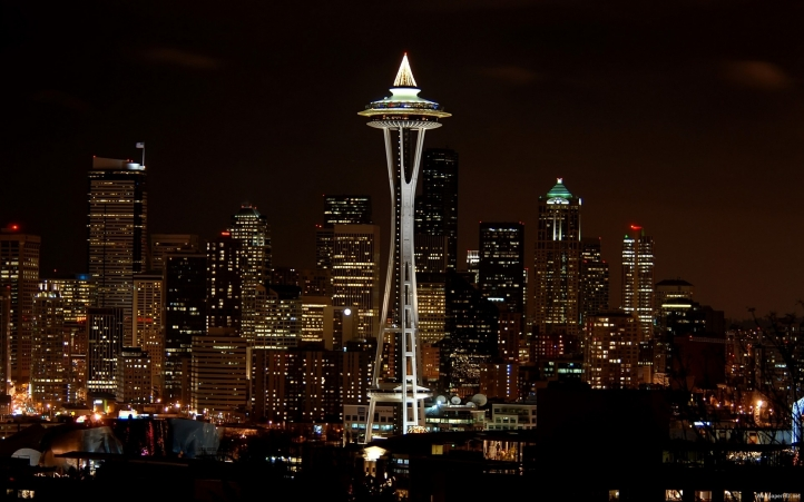Seattle fond écran wallpaper