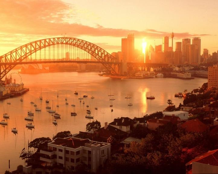 Sydney fond écran wallpaper