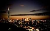 fond écran Taipei