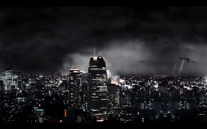Tokyo 3009 Wallpaper fond écran wallpaper