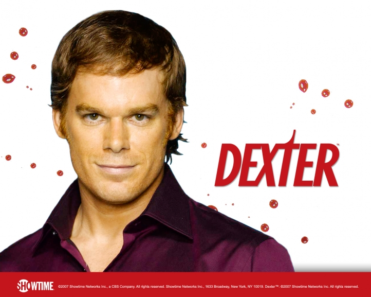 "dexter dating show 'dexter': deb's dating service  or once again dating someone who's stalking dexter  but since he likes the show ""glee,"" like anton, ."
