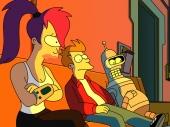 fond écran Futurama
