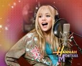fond écran Hannah Montana
