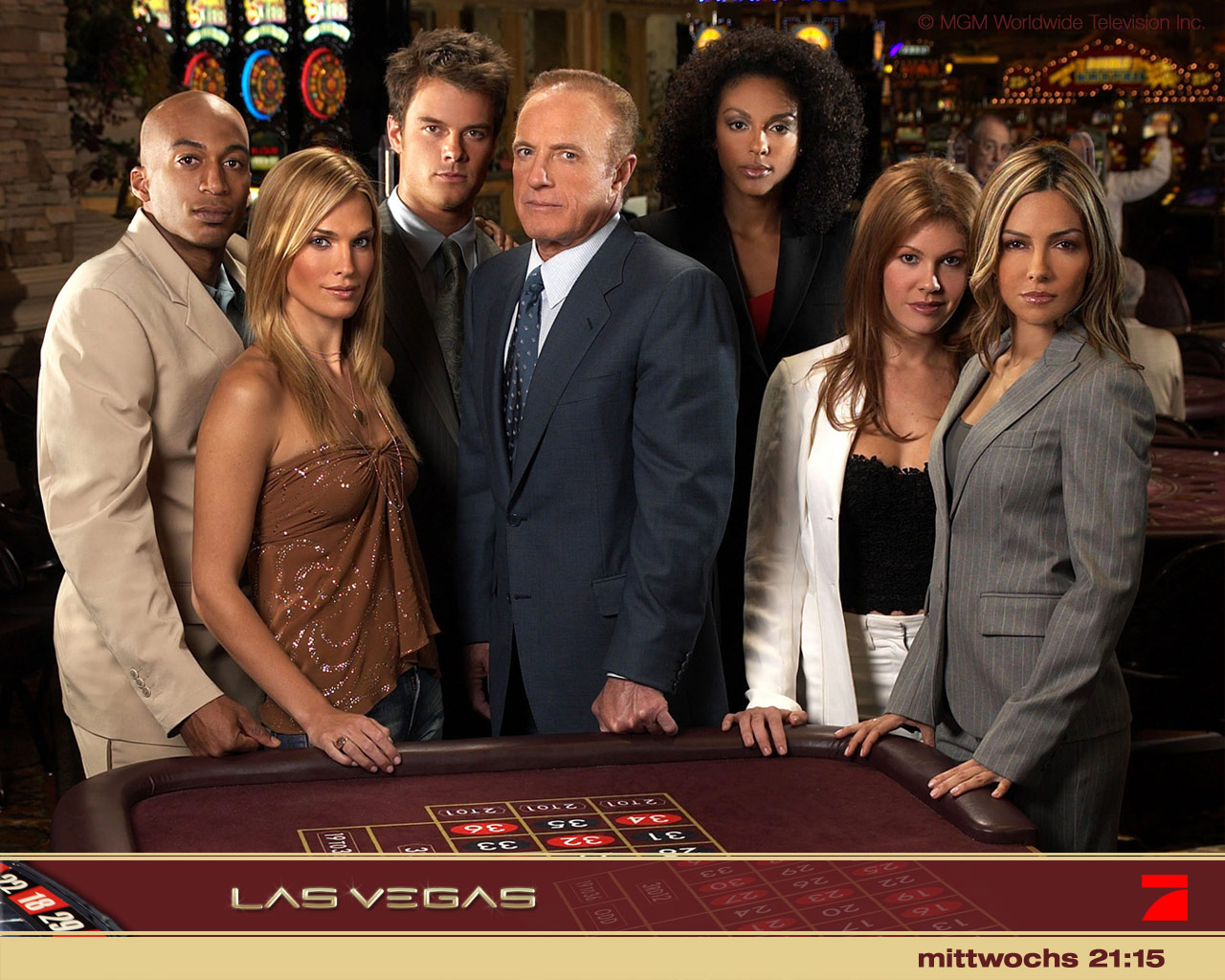 vegas casino tv series