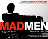 fond écran Mad Men