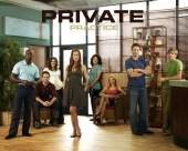 fond écran Private Practice