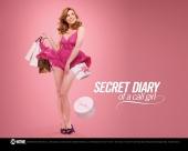 fond écran Secret diary of a call girl