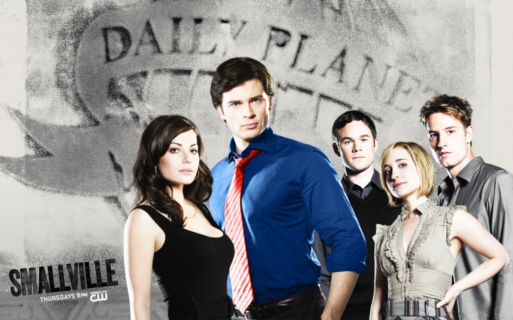 Smallville fond cran wallpaper