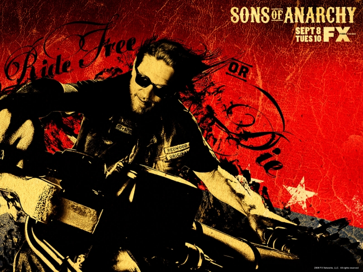 sons of anarchy wallpaper. Sons of Anarchy fond écran
