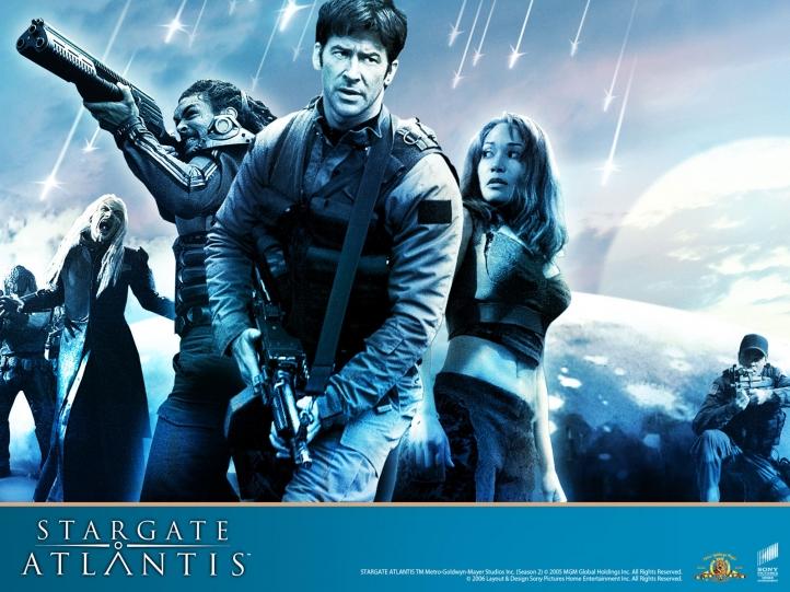 Stargate fond écran wallpaper