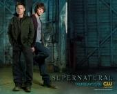 fond écran Supernatural