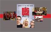 fond écran The Big Bang Theory