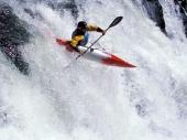 fond écran Kayak