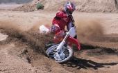 fond écran Motocross