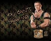 fond écran John Cena wallpaper