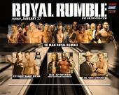 fond écran Royal Rumble wallpaper