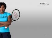 fond écran Serena Williams