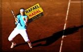 fond écran Rafael Nadal