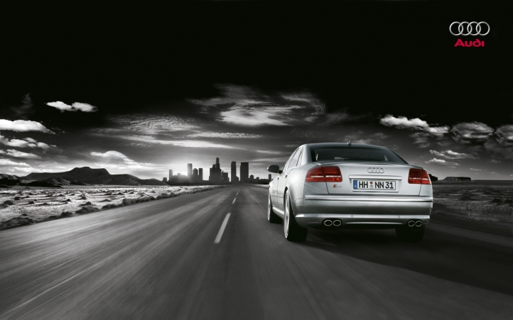 audi wallpapers. audi a8 wallpapers.